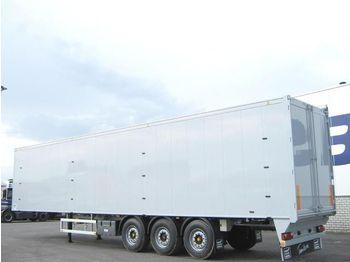 Knapen 90m - closed box semi-trailer