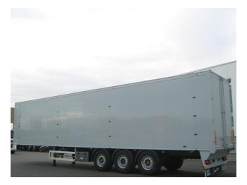 Knapen 90m? K200 Goldstar - wie Neu! - closed box semi-trailer