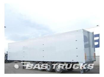 Knapen 91m? K100 Cargo Floor CF 500 SLI - closed box semi-trailer