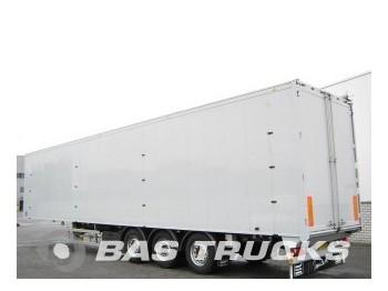 Knapen 92m? K200 - closed box semi-trailer
