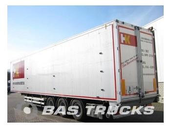 Knapen 92m? Liftachse Palettenkasten KOCF 200 - closed box semi-trailer