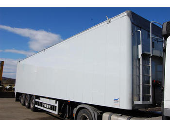 Knapen Cargo Walk K200 - closed box semi-trailer