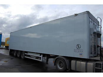 Knapen Cargo Walk K 200 - closed box semi-trailer