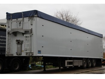 Knapen K100 WALKING FLOOR TOP CONDITION!!! - closed box semi-trailer