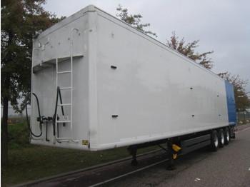 Knapen Kraker schubboden auflieger - closed box semi-trailer
