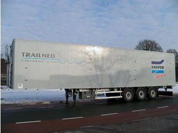 Knapen Trailers K100 - closed box semi-trailer