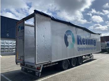 Knapen Trailers K100 - 99m3 - closed box semi-trailer
