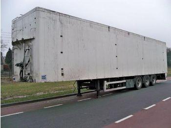 Knapen Trailers K200 - closed box semi-trailer