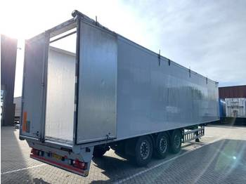 Knapen Trailers K200 - closed box semi-trailer