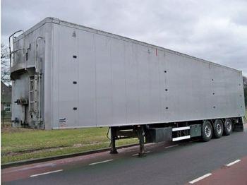 Knapen Trailers K 200 - closed box semi-trailer