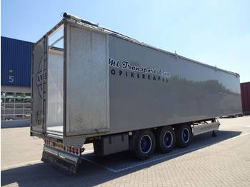 Kraker CF200 - closed box semi-trailer