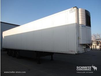 Closed box semi-trailer SCHMITZ Auflieger Tiefkühler Standard