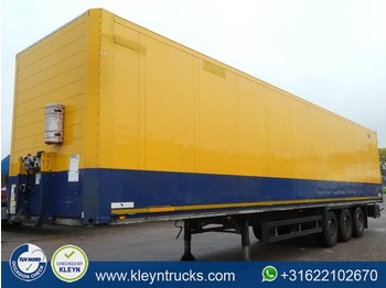 Closed box semi-trailer Schmitz Cargobull DOPPELSTOCK