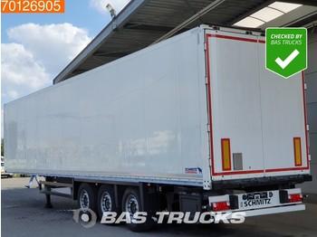 Closed box semi-trailer Schmitz Cargobull SCB*S3B 2x Liftachse