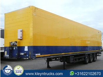 Schmitz Cargobull SKO 24 DOPPELSTOCK - closed box semi-trailer