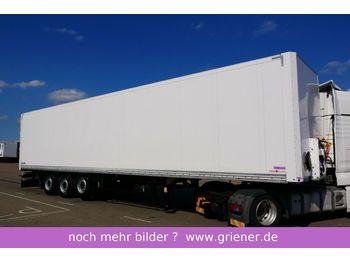 بصندوق مغلق نصف مقطورة Schmitz Cargobull SKO 24/ DOPPELSTOCK /LIFTACHSE FP 25 !!!!!!!!!!!