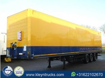 Ημιρυμουλκούμενος κόφα Schmitz Cargobull SKO 24 DOPPELSTOCK dhollandia 2t lift