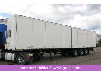 Ημιρυμουλκούμενος κόφα Schmitz Cargobull SKO 24/ FALTWAND / SEITLICHE TÜREN /LIFT