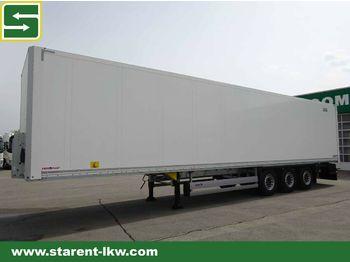Closed box semi-trailer Schmitz Cargobull Trockenfrachtkoffer, Liftachse, Zurrleisten, ADR: picture 1