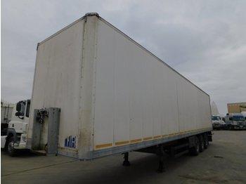 بصندوق مغلق نصف مقطورة Schmitz Cargobull spr24