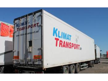 Schmitz SKO 24/L13,42FP  - closed box semi-trailer