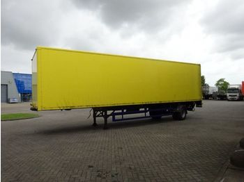 Closed box semi-trailer Spier