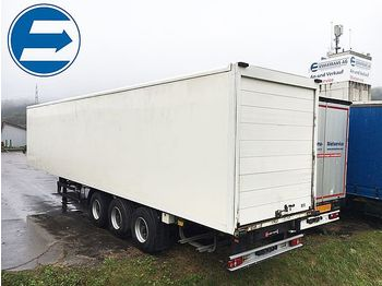 Closed box semi-trailer Spier SGL 390