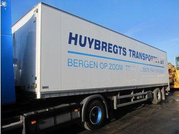 Talson 1 as city oplegger - closed box semi-trailer
