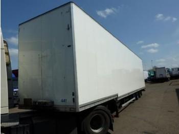 Talson Box Koffer rollenbanen luchtvracht - closed box semi-trailer
