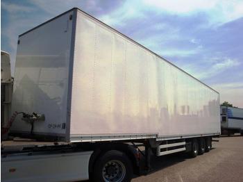 Talson F1227  - closed box semi-trailer