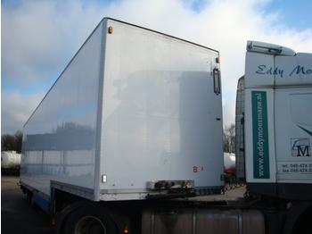 Talson F1227 Airfreight Trailer - closed box semi-trailer