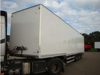 Talson F 1227 Confection - closed box semi-trailer