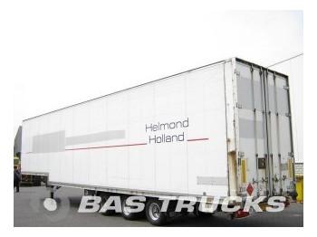 Talson Kleider Confectie Liftachse D-27 - closed box semi-trailer