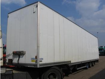 Talson Kleidung Box Koffer - closed box semi-trailer
