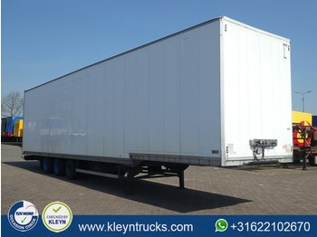 Closed box semi-trailer Talson MEGA aircargo