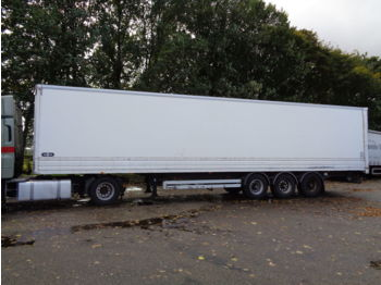 Closed box semi-trailer VAN HOOL