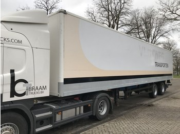 Closed box semi-trailer spier SGL210