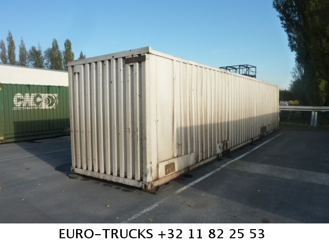 container 40 fuss mehrere st ck container transporter. Black Bedroom Furniture Sets. Home Design Ideas