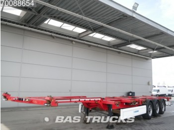 Krone Liftachse SD - container transporter/ swap body semi-trailer