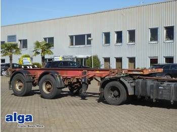 Container transporter/ swap body semi-trailer Krone SZC Container Chassis