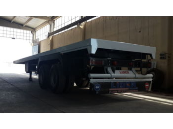Container transporter/ swap body semi-trailer LIDER 2017 MODELS YEAR (MANUFACTURER COMPANY LIDER TRAILER & TANKER )