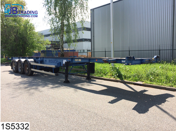 Samro Container 20 / 40 FT - container transporter/ swap body semi-trailer