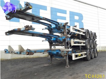 Container transporter/ swap body semi-trailer Van Hool Container Transport