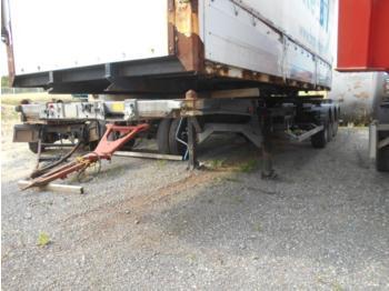 Container transporter/ swap body semi-trailer Asca