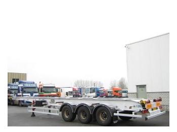Benalu 1x40Ft - container transporter/ swap body semi-trailer