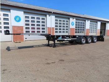 Container transporter/ swap body semi-trailer CIMC Container