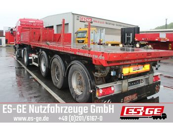 Container transporter/ swap body semi-trailer ES-GE 3-Achs-Containerchassis