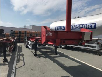Feldbinder CONC 40.3K  - container transporter/ swap body semi-trailer