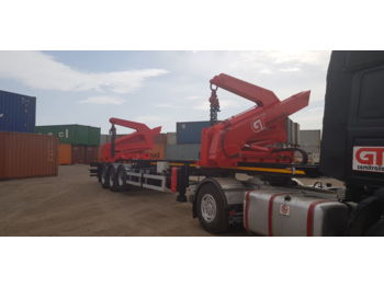 GURLESENYIL container side loader - container transporter/ swap body semi-trailer