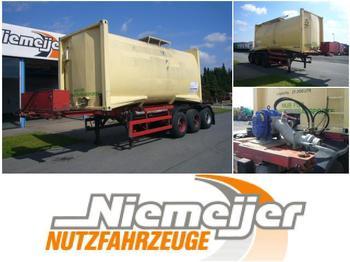 Kässbohrer SC10-24L - container transporter/ swap body semi-trailer